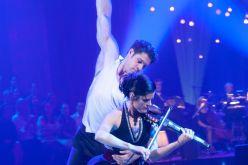 """""""La Vie est un Cirque"""", Aerial Tango Duet"""